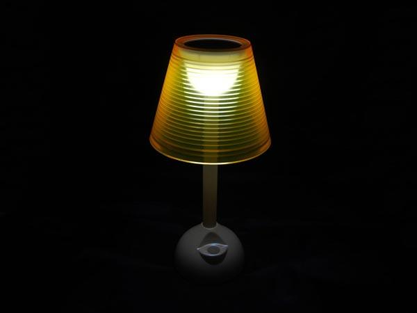 The Solar Desk Lamp