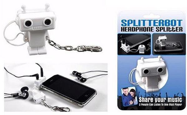 Splitterbot Headphone Splitter