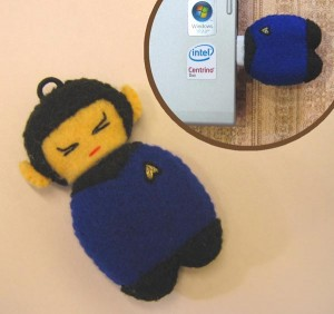 Star Trek Spock USB Drive