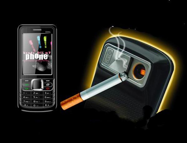 The Lighter Phone