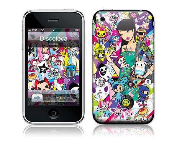 Tokidoki iPhone Skins