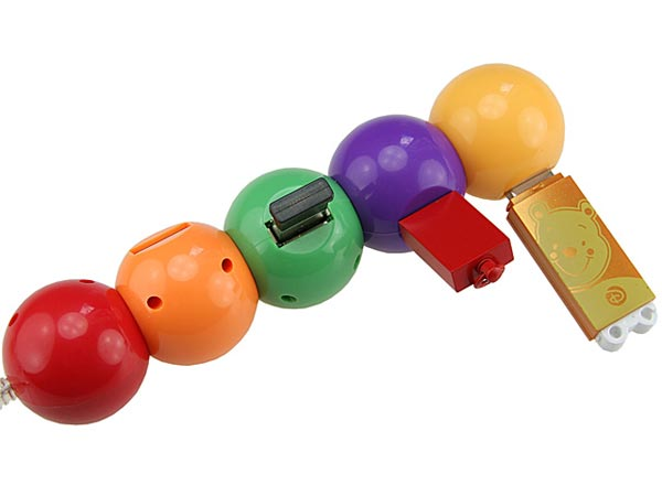 Twister Ball USB Hub