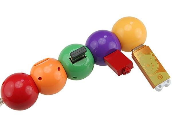 Twister Ball USB Hub