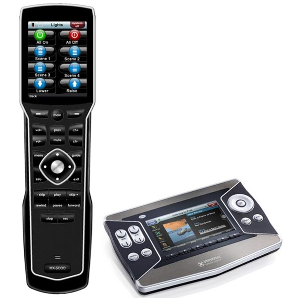 URC MX-5000 Universal Remote