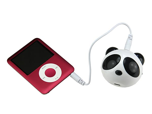 USB Mini Panda Speaker