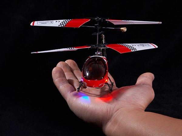Mini USB Rechargeable RC Helicopter