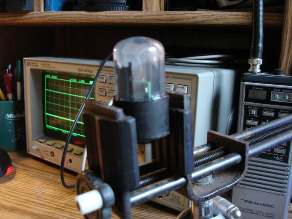 Vaccuum Tube USB Thumb Drive