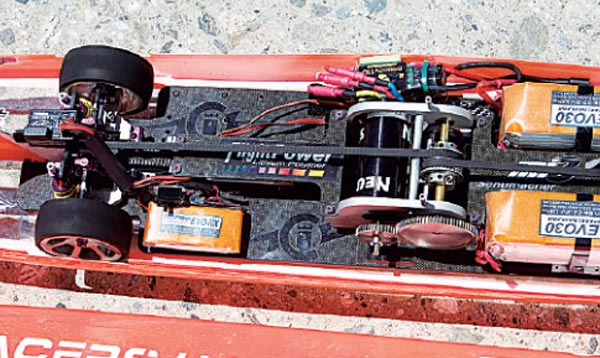 World's Fastest Remote Controlled Car