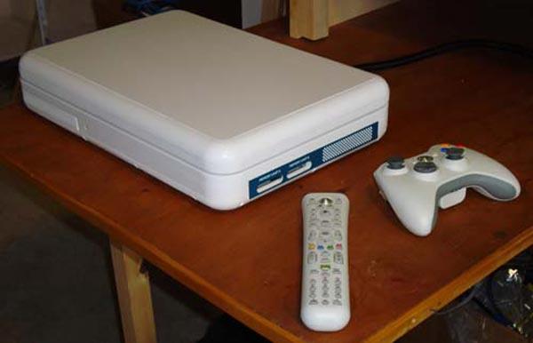 Ben Heck's latest Xbox 360 Laptop