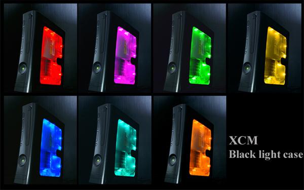 xcm-case-xbox-360-colours