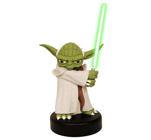 Clone Wars Animated Yoda USB Desk Protector