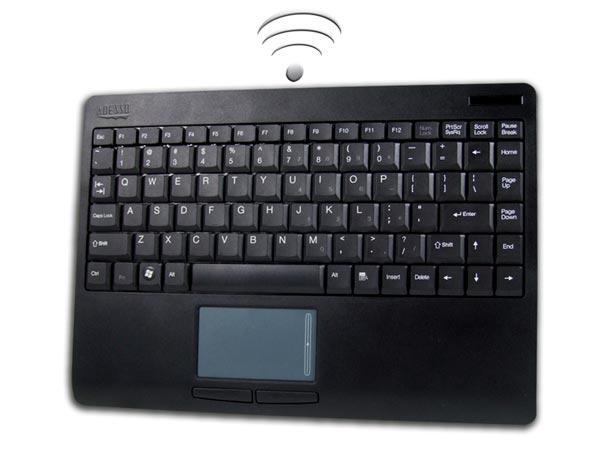 Adesso SlimTouch Wireless Keyboard
