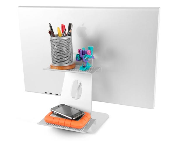 BackPack iMac Shelf