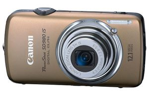 Canon PowerShot SD980 IS Digital ELPH Camera