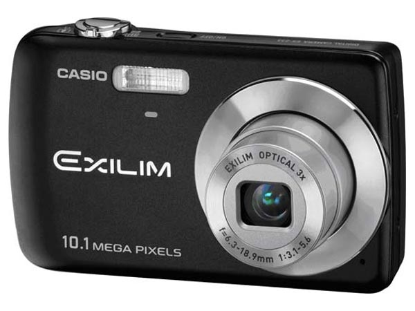 Casio Exilim EX-Z33 Compact Digital Camera
