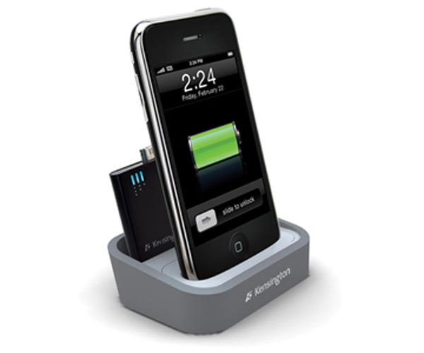 Kensington iPhone Charging Dock With Mini Battery