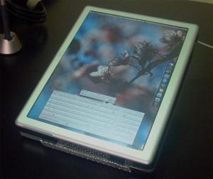 MacCores iTab Mini – Apple Tablet Mod