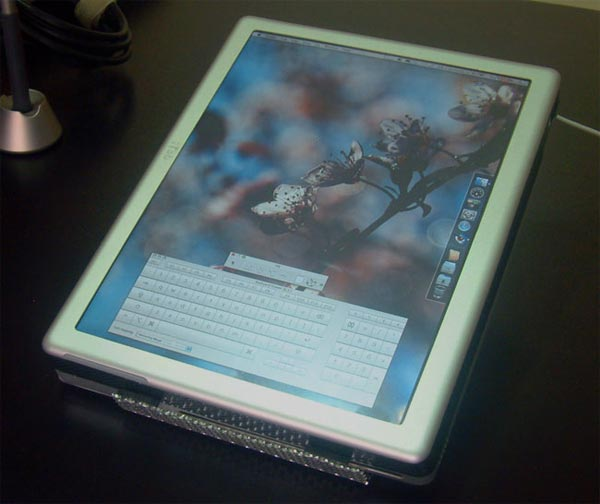 MacCores iTab Mini - Apple Tablet Mod