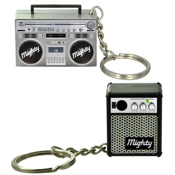 Mighty Mini Boom Box and Amp Speakers