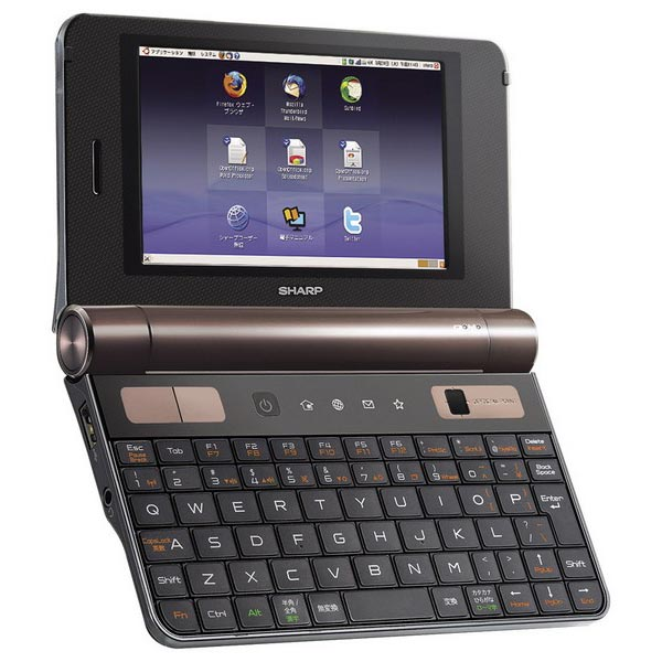 Sharp NetWalker PC-Z1 Smartbook