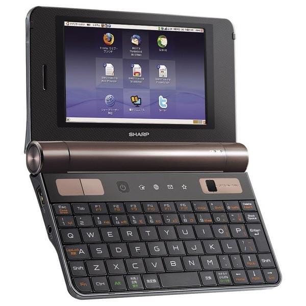 Sharp NetWalker PC-Z1 Smartbook