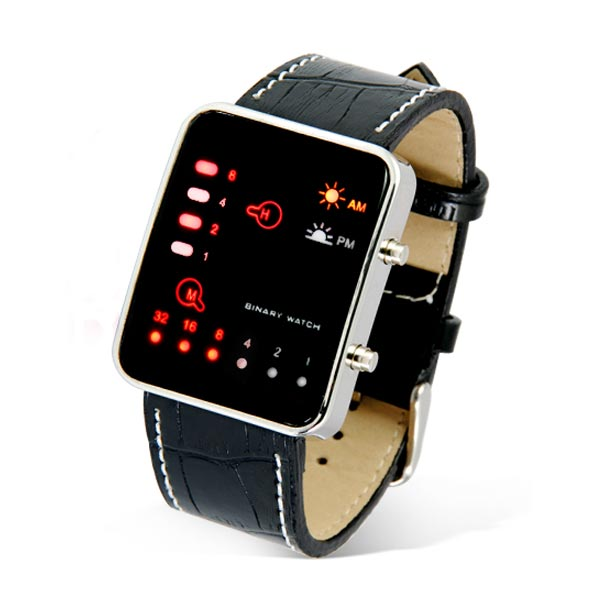 The Singularity LED Watch