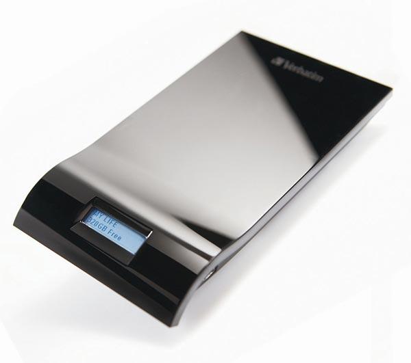 Verbatim Insight Portable Hard Drive