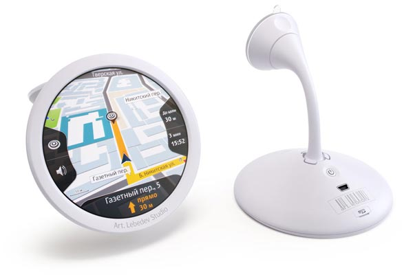 Art Lebedev Navigarius GPS Concept