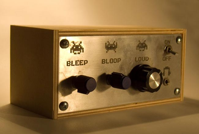 atari punk console