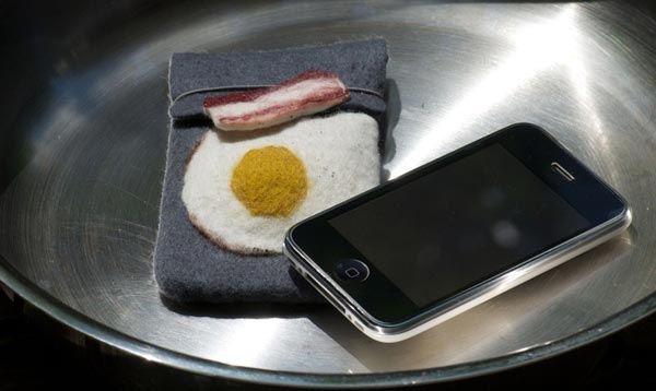 Bacon and Egg iPhone Case