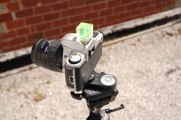 Camera Cube Level