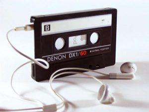 Cassette Tape iPod Nano Case