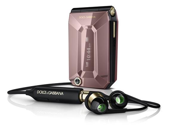Sony Ericsson Dolce & Gabbana Jalou Mobile Phone