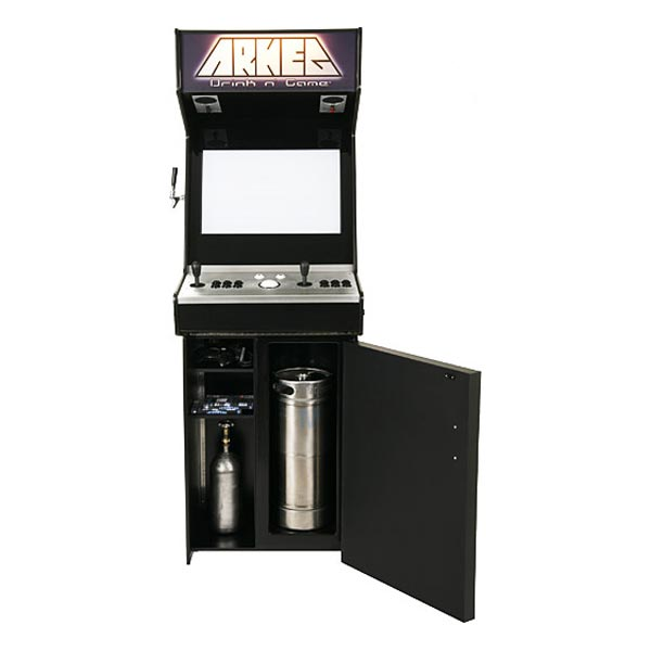 Drink N Game Arcade Cabinet