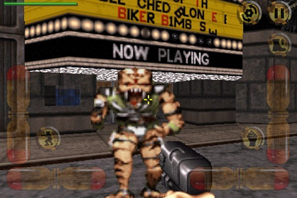 duke nukem 3d iphone 1