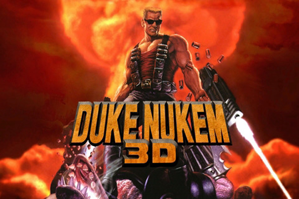 duke nukem 3d iphone