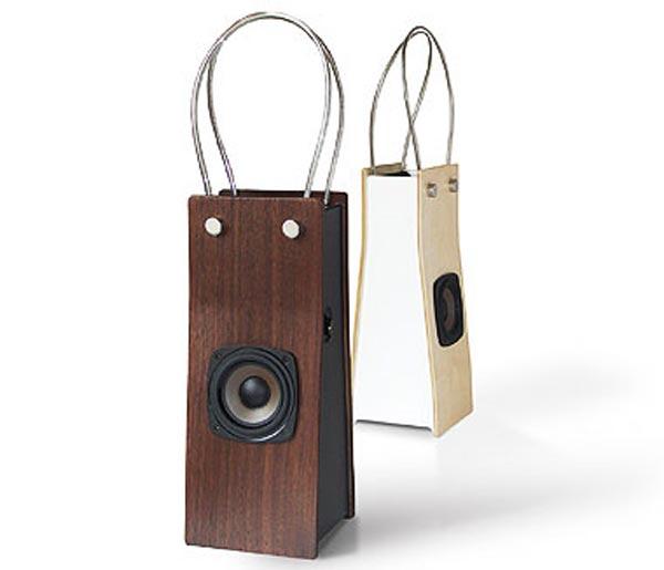 funky ipod speaker