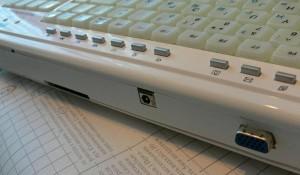 Homemade Asus Eee Keyboard PC