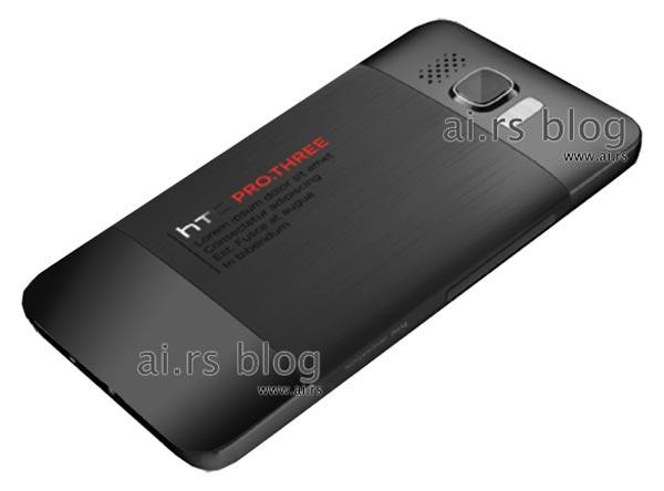 HTC Leo Smartphone