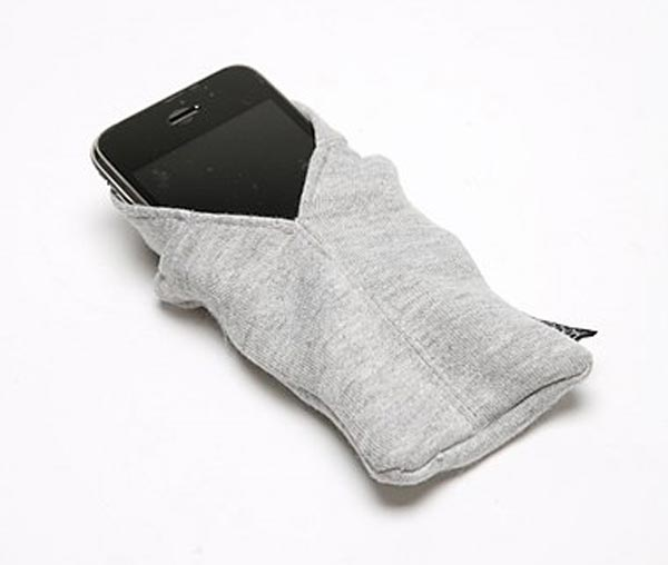 The iPhone Hoodie