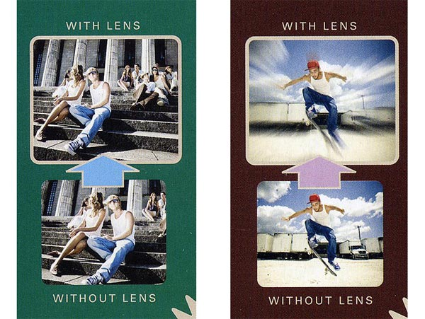 iPhone Trick Camera Lenses