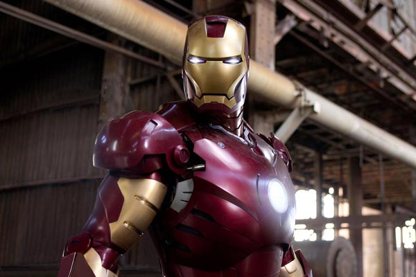 iron Man 2 Comic Con Footage Leaked - video