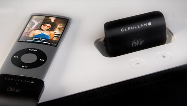 iSkin Cerulean RX Bluetooth Dock Adapter