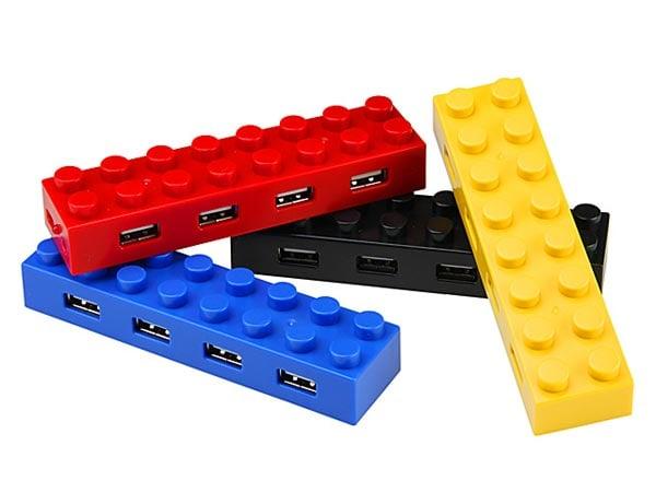 Lego Brick USB Hub
