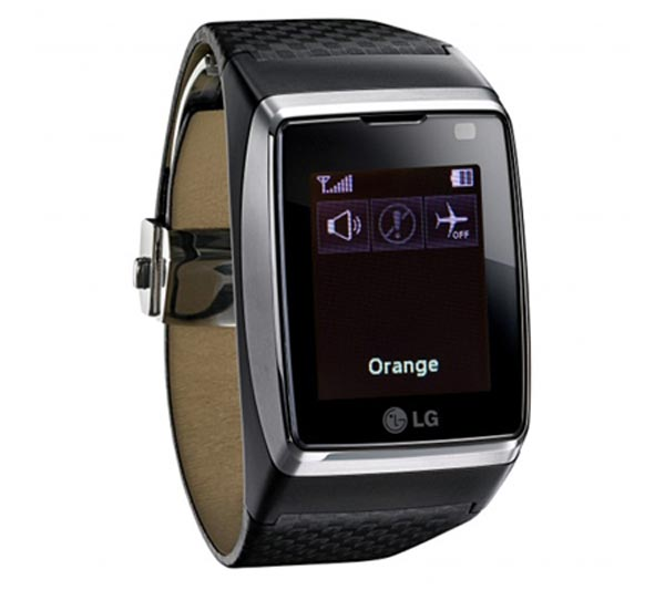 LG GD910 Watchphone Coming to Orange UK for £500