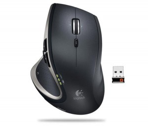 Logitech Performance Mouse MX and Anywhere Mouse MX