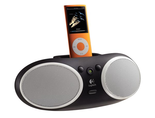 Logitech S315i and S125i iPod Speakers
