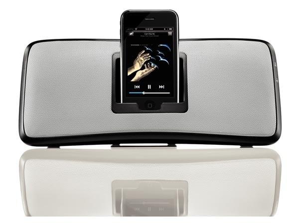 Logitech S315i and S125i iPod Speakers