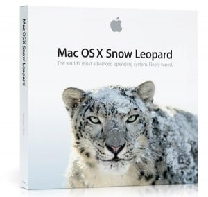 Mac OS X Snow Leopard Available 28th August