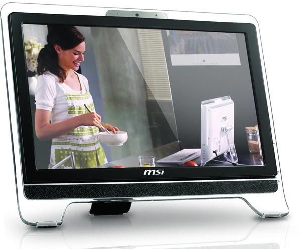 MSI Wind Top AE2010 All-in-one Desktop PC